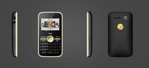 Blackberry WSD008